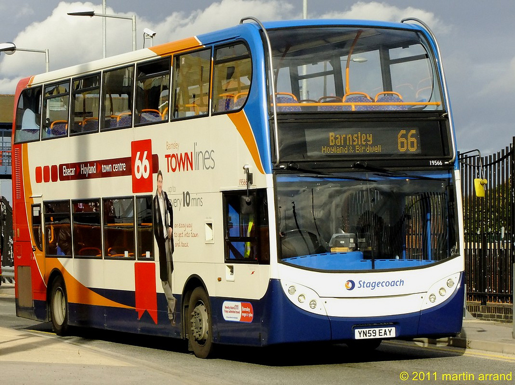 Last call for comments on Barnsley bus consultation