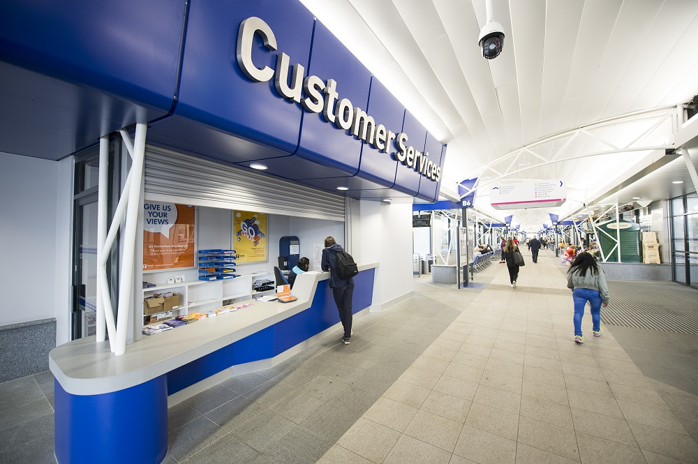 Rotherham Interchange refurb sees rise in customer satisfaction