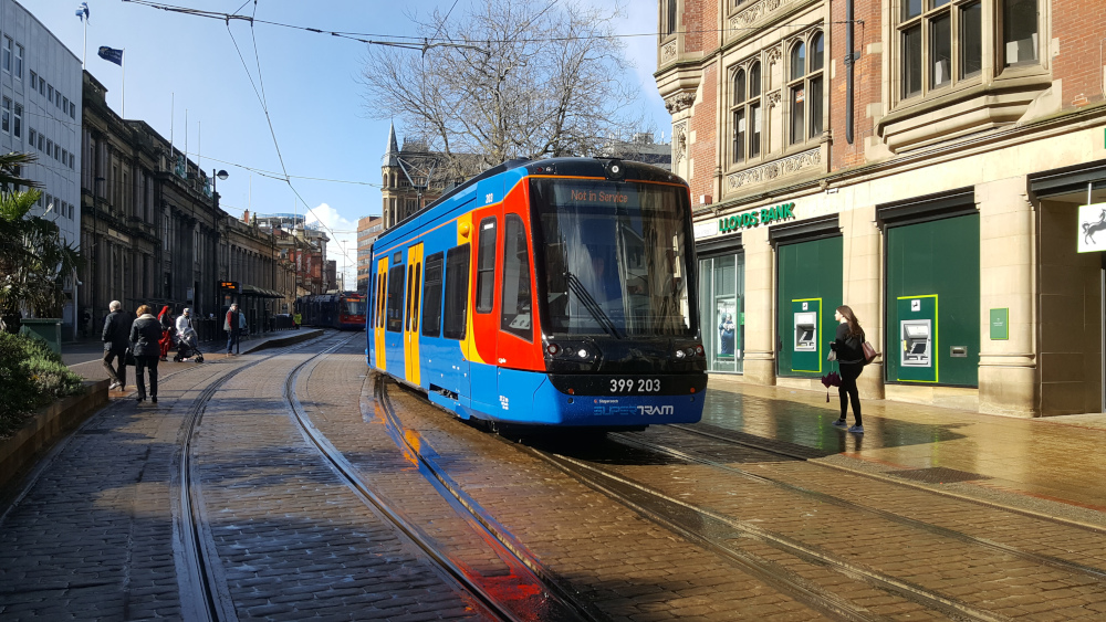 UK's First Tram Train to Welcome Passengers this Month