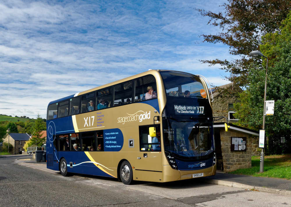 Stagecoach adds extra late Service X17 journeys between Meadowhall for workers