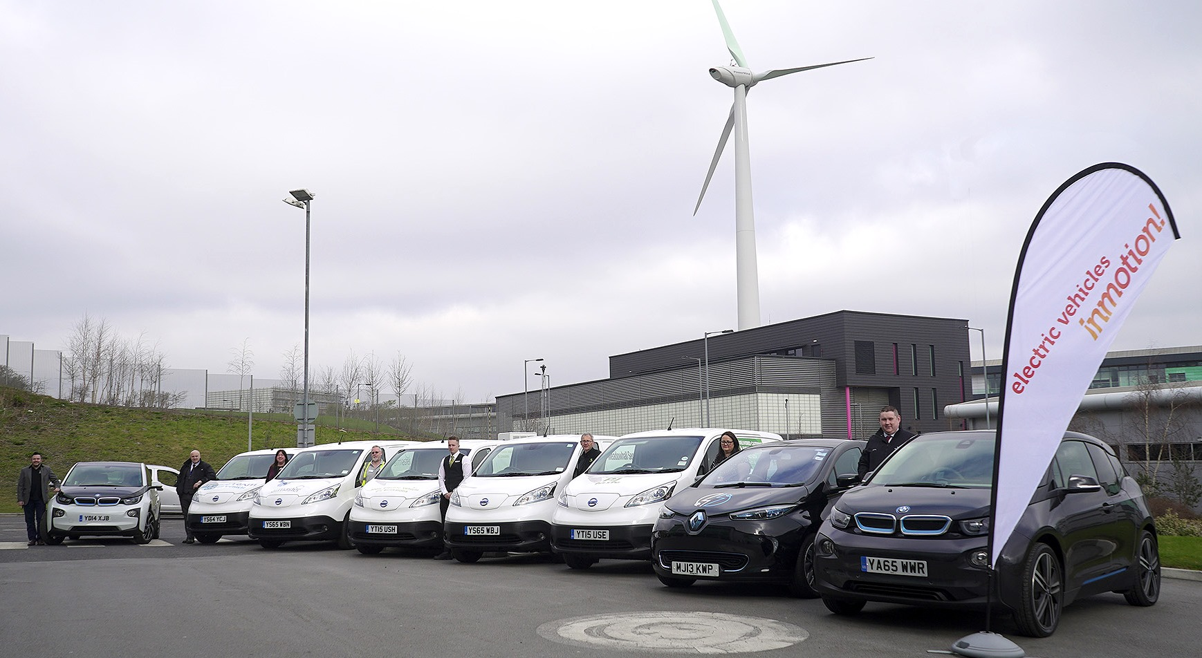 South Yorkshire charging ahead in the electric vehicle stakes