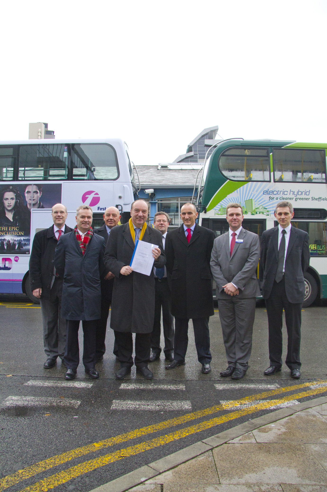 Green light for better buses