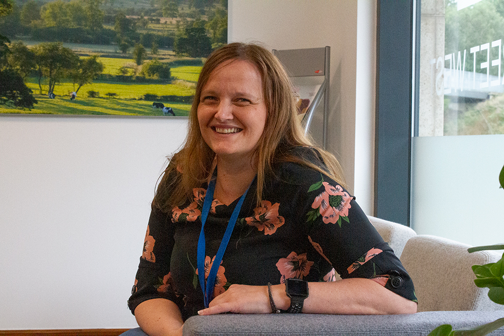 Rachael Radford, HR Business Partner Manager at SYPTE