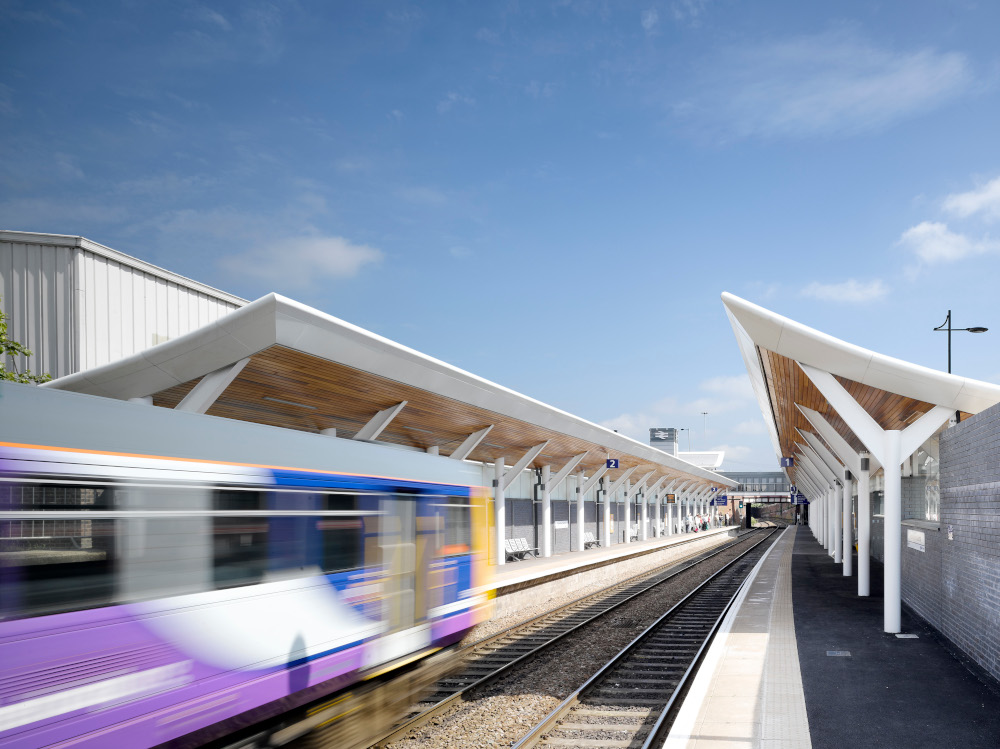 Rotherham Central Station finalist in rail award