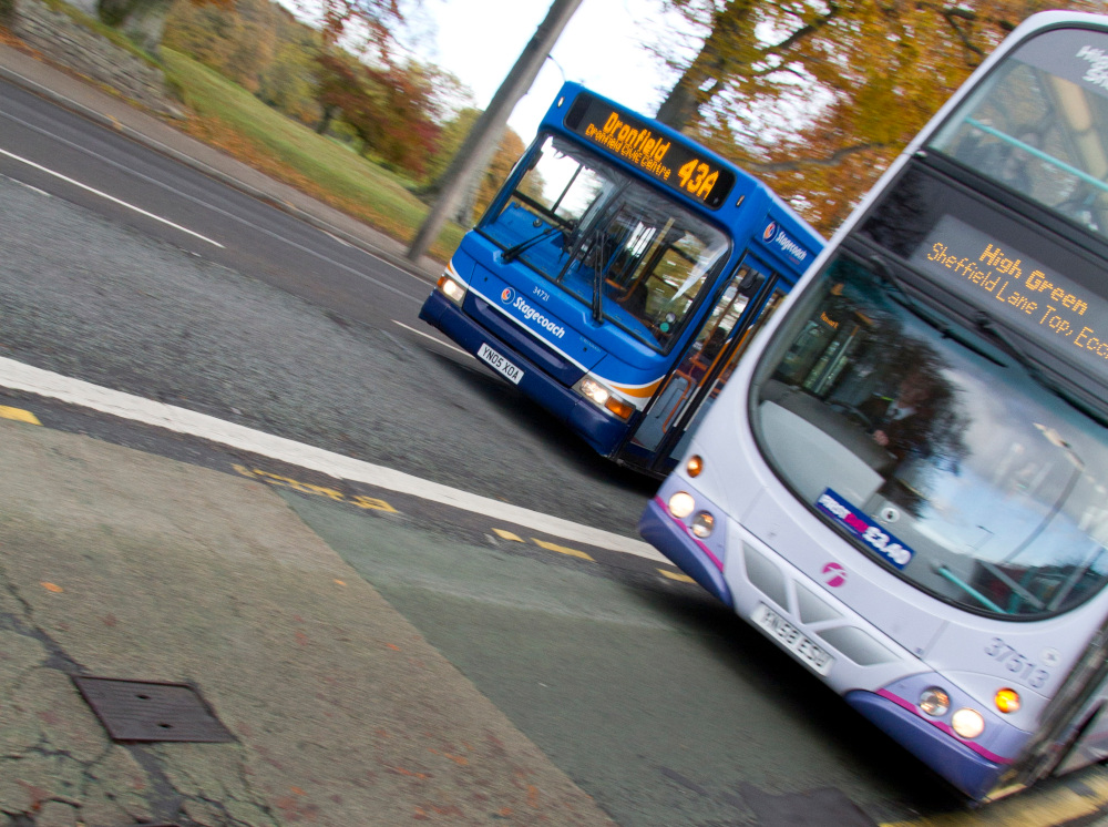 Bus users reminded to check for September changes