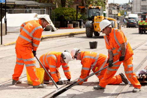 Supertram rail replacement works move to Halfway