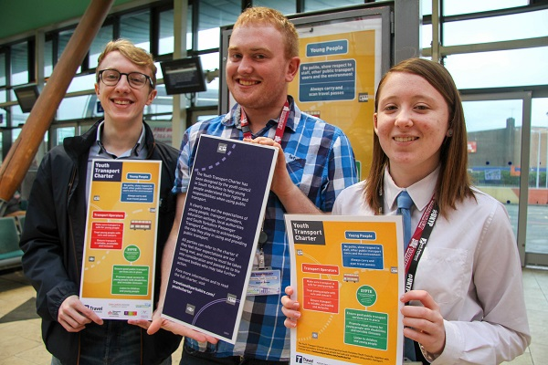 Young people have their say on public transport