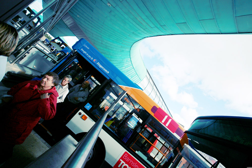 Consultation drives Barnsley bus changes